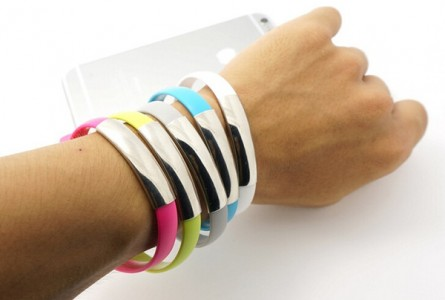 How to Wear USB Charging Bracelets