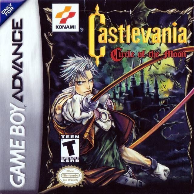 castlevania circle of the moon rom