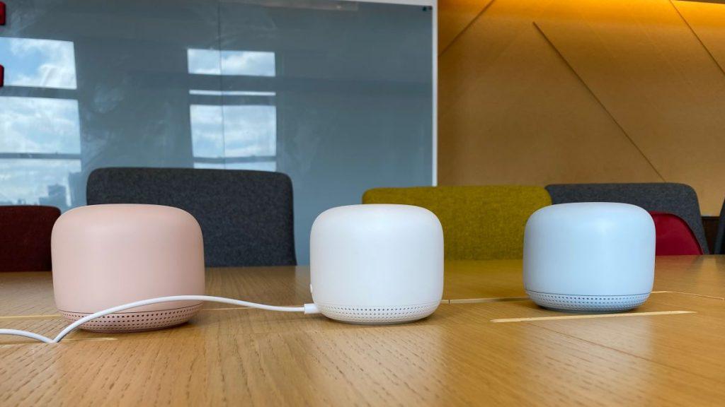 Google Wi-Fi vs Eero