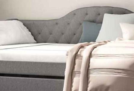 Explore the guidelines about measurements of daybed